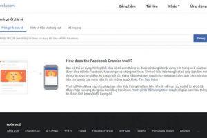 Cập nhật ảnh đại diện khi gửi link, chia sẻ qua Facebook hoặc Zalo