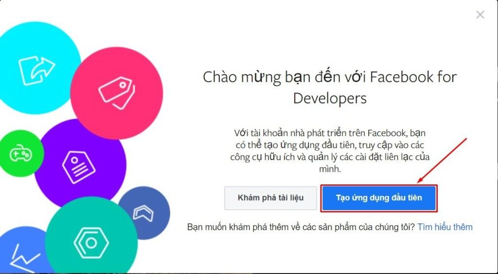 Hướng dẫn tạo Facebook App và lấy App ID, Secret Key